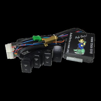 Torque Converter Lockup Control - Wholesale Automatic ... on