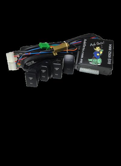 Torque Converter Lockup Control