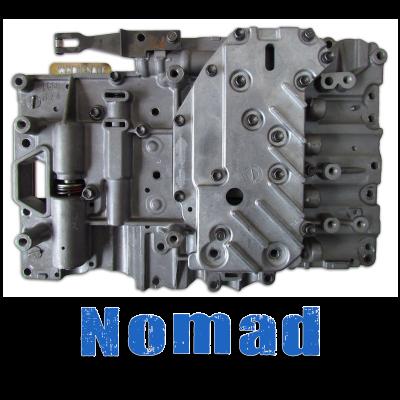 Nomad Heavy Duty Valve Body to suit Isuzu D-Max 4 Speed