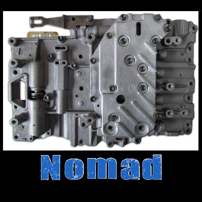 Nomad Heavy Duty Valve Body to suit Mitsubishi Triton 4 Speed