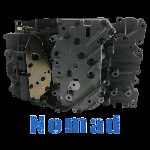Nomad Heavy Duty Valve Body to suit Toyota LandCruiser 100 Series 4 Speed (5 Solenoid)