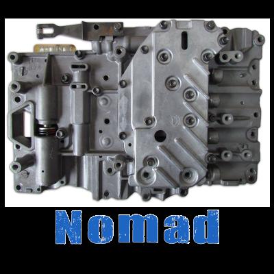 Nomad Heavy Duty Valve Body to suit Toyota LandCruiser 105 Series 4 Speed (4 Solenoid)