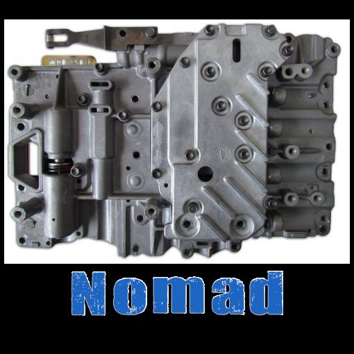 Nomad Heavy Duty Valve Body to suit Toyota LandCruiser 60 Series 4 Speed