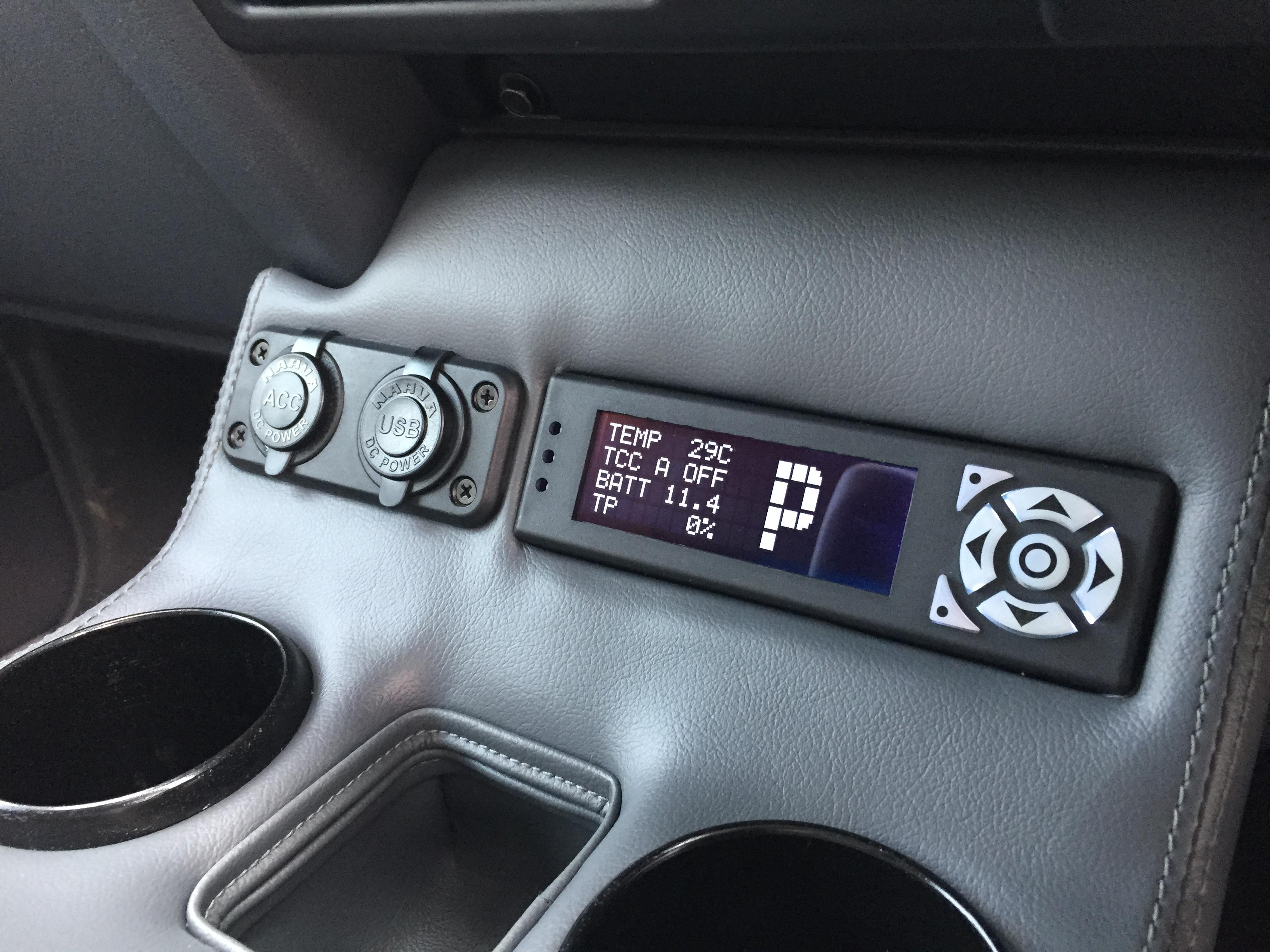 Toyota Landcruiser 70 Series 6 Speed Automatic Conversion