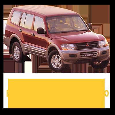 Mitsubishi Pajero NM 5 Speed