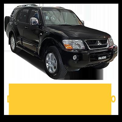 Mitsubishi Pajero NP 5 Speed