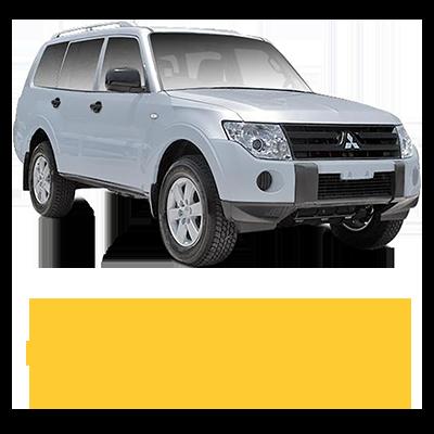 Mitsubishi Pajero NS 5 Speed