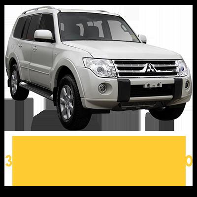 Mitsubishi Pajero NT 5 Speed