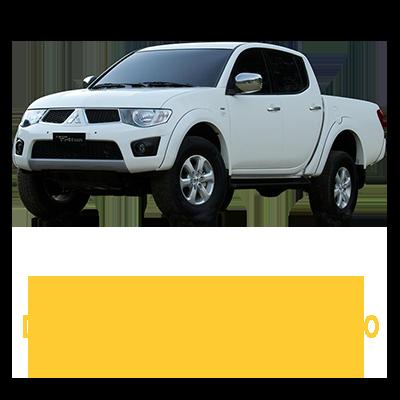 Mitsubishi Triton ML 4 Speed