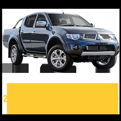 Mitsubishi Triton MN 4 Speed