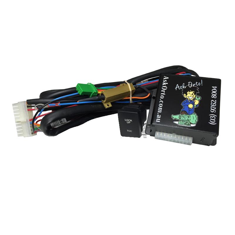 GENII Torque Converter Lockup Kit - Hilux 6 Speed