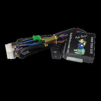 GENII Torque Converter Lockup Kit - Prado 150