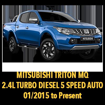 Mitsubishi Triton MQ 5 Speed
