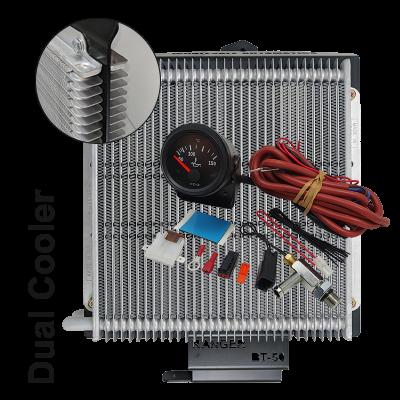 Ford Ranger and Mazda BT-50 Analogue Temp Gauge And Dual Cooler Kit