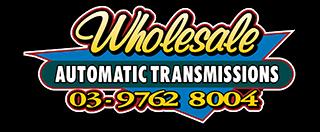 Wholesale Automatic Transmissions Logo