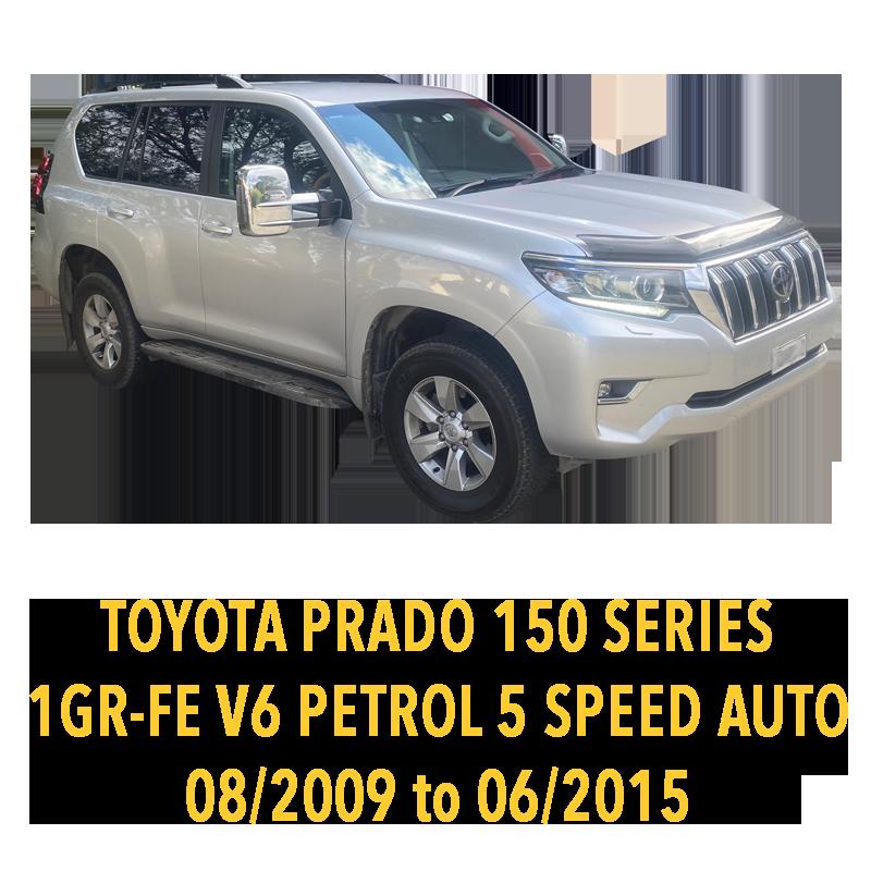 Toyota Prado 150 Series V6 Petrol 5 Speed Auto