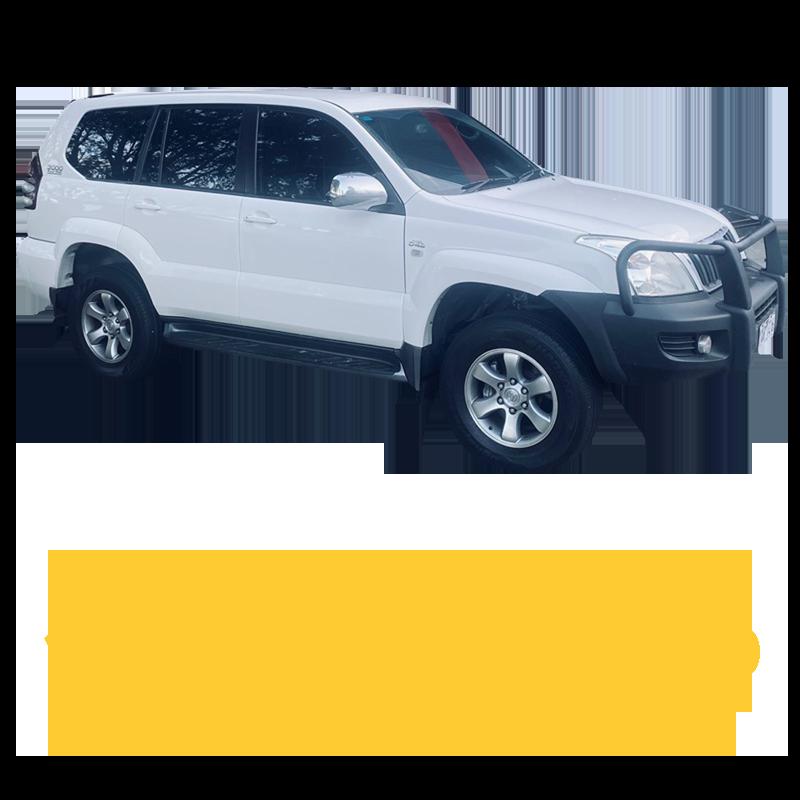 Toyota Prado 120 Series 1KD 5 Speed Auto