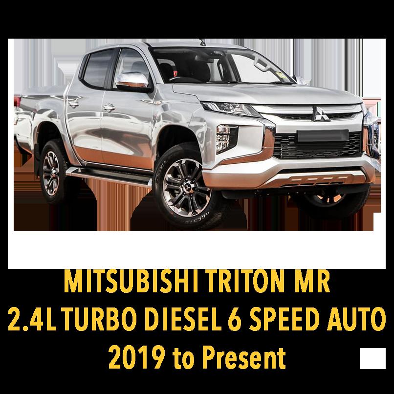 Mitsubishi Triton MR 6 Speed