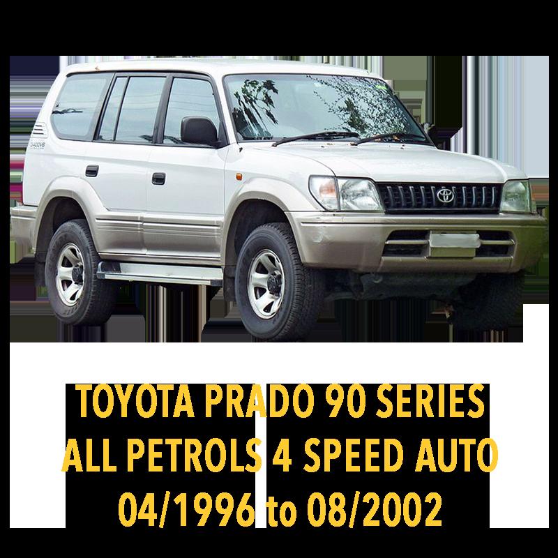 Toyota Prado 90 Series Petrol 4 Speed Auto