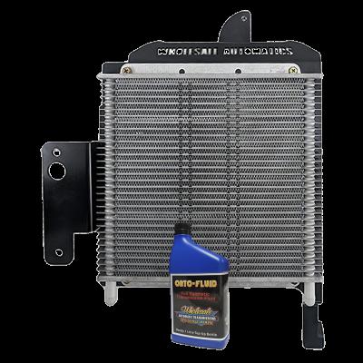 Holden Colorado RG Cooler and Bracket and 1L Transmission Fluid