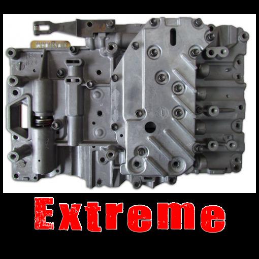 Extreme Heavy Duty Valve Body to suit Toyota LandCruiser 60 Series 4 Speed