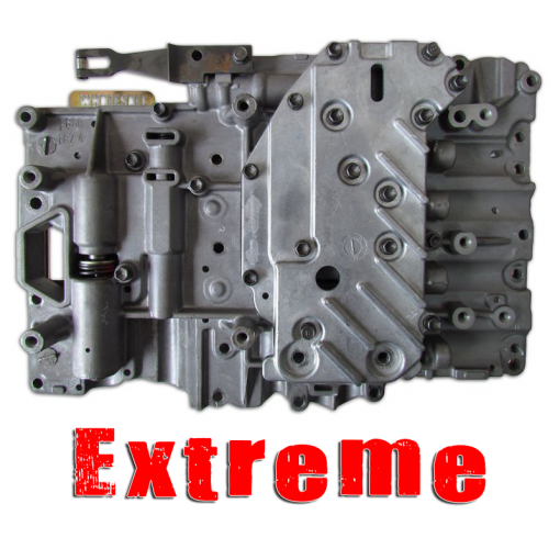 Extreme Heavy Duty Valve Body to suit Toyota LandCruiser 80 Series 3FE Hydraulic 4 Speed without Cruise Control