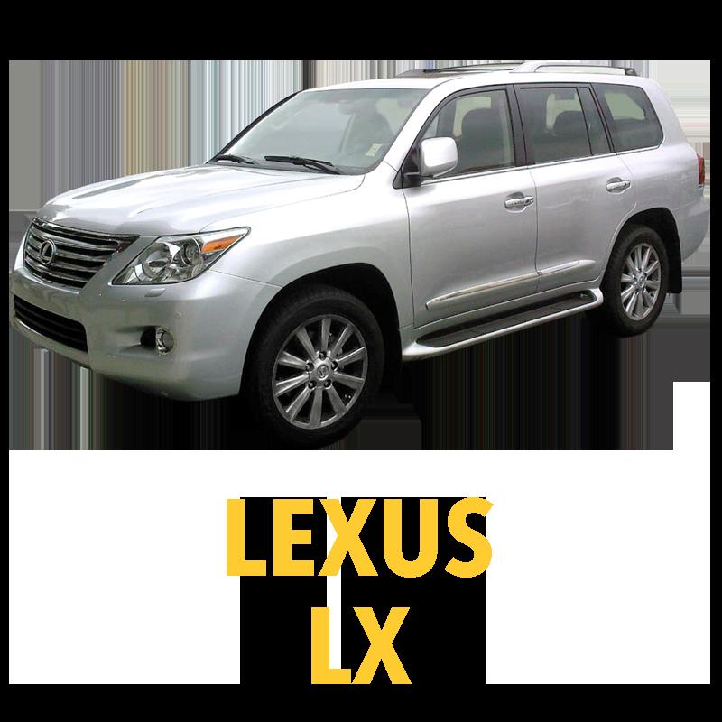 Lexus LX No2