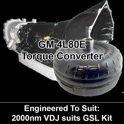 Torque Converter to suit GM 4L80E - VDJ