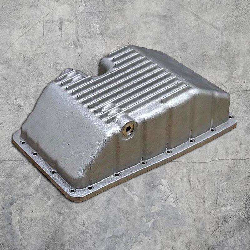 80 Series Auto Conversion - Cast Aluminium Pan