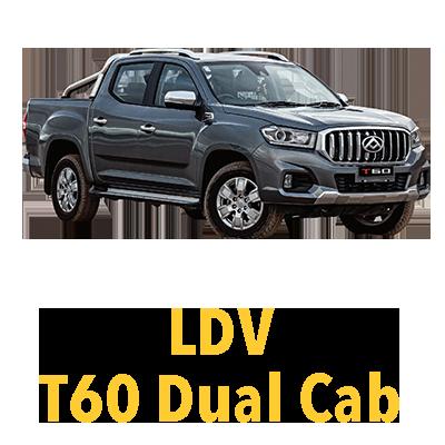 LDV T60 Dual Cab